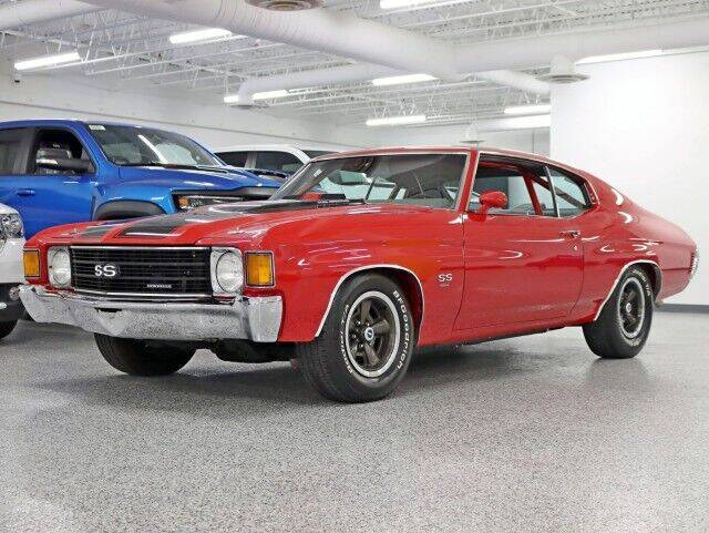 1972 Chevrolet Chevelle for sale in Hickory Hills, IL