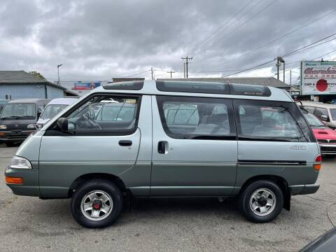 1992 Toyota Townace for sale at JDM Car & Motorcycle LLC in Seattle WA