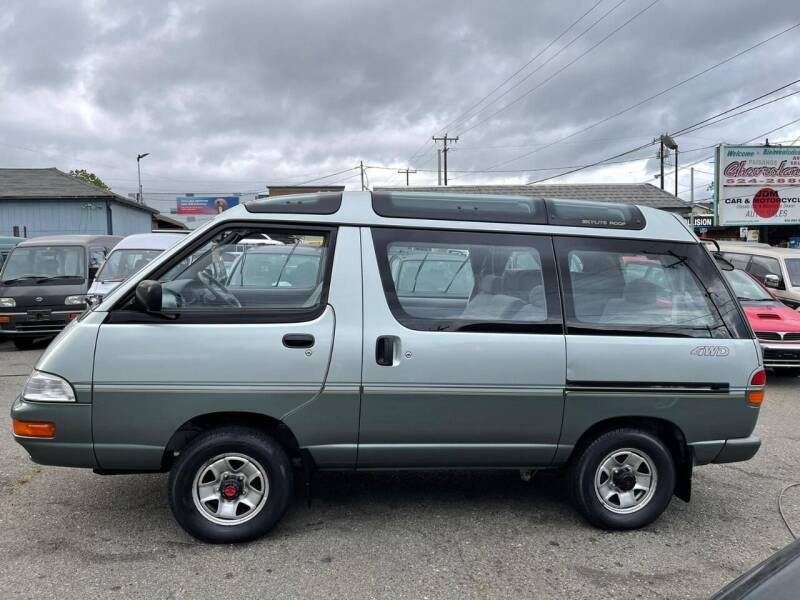 1992 Toyota Townace *RESERVED* for sale at JDM Car & Motorcycle LLC in Seattle WA