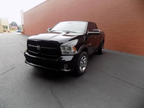 2013 RAM Ram Pickup 1500 for sale at S.S. Motors LLC in Dallas GA