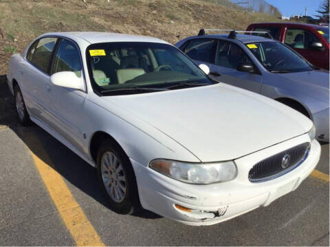 2005 Buick LeSabre for sale at Irving Auto Sales in Whitman MA