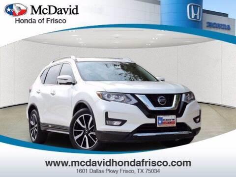 2020 Nissan Rogue for sale at DAVID McDAVID HONDA OF IRVING in Irving TX