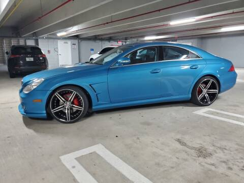 2007 Mercedes-Benz CLS for sale at All Around Automotive Inc in Hollywood FL