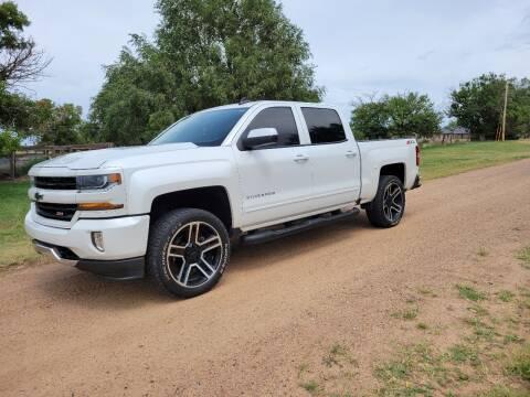 2018 Chevrolet Silverado 1500 for sale at TNT Auto in Coldwater KS