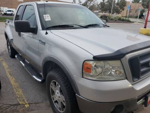 2006 Ford F-150 for sale at Straightforward Auto Sales in Omaha NE
