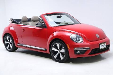 2013 Volkswagen Beetle Convertible for sale at Carena Motors in Twinsburg OH