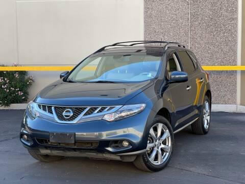 2014 Nissan Murano for sale at SNB Motors in Mesa AZ