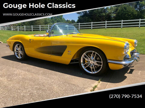 1962 Chevrolet Corvette for sale at Countryside Classics in Russellville KY
