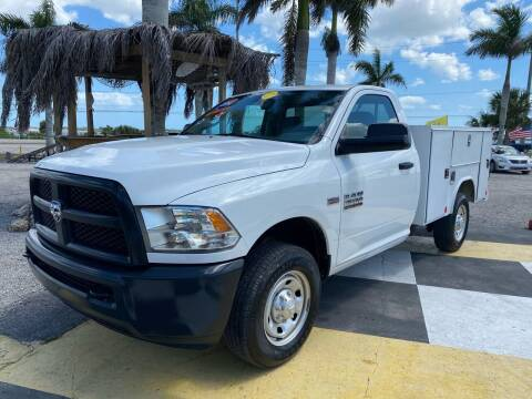 2014 RAM Ram Pickup 2500 for sale at D&S Auto Sales, Inc in Melbourne FL