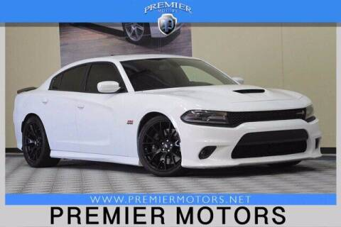 2018 Dodge Charger for sale at Premier Motors in Hayward CA