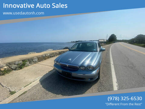2005 Jaguar X-Type for sale at Innovative Auto Sales in North Hampton NH