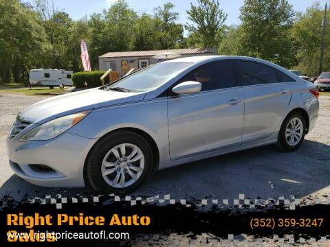 2013 Hyundai Sonata for sale at Right Price Auto Sales in Waldo FL