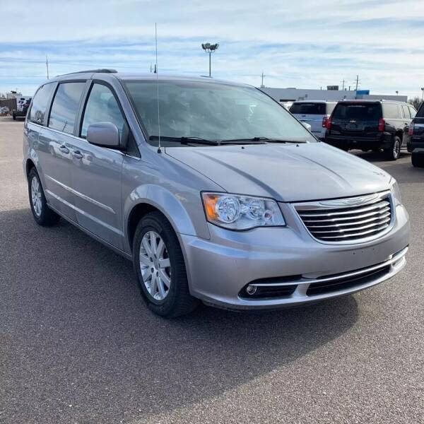 2016 Chrysler Town and Country for sale at Bellevue Motors in Bellevue NE