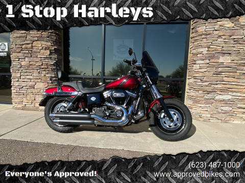 2016 Harley Davidson Fatbob for sale at 1 Stop Harleys in Peoria AZ