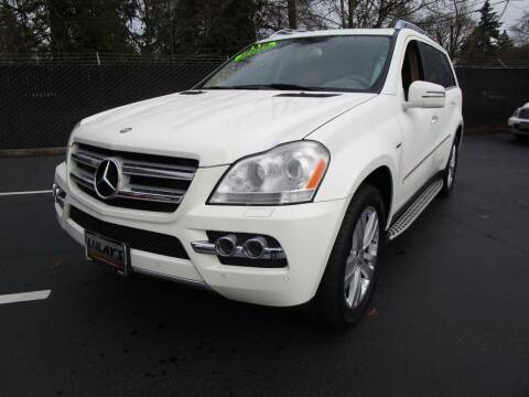 2011 Mercedes-Benz GL-Class for sale at LULAY'S CAR CONNECTION in Salem OR