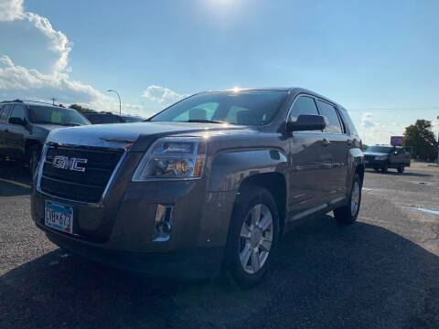 2010 GMC Terrain for sale at Auto Tech Car Sales and Leasing in Saint Paul MN