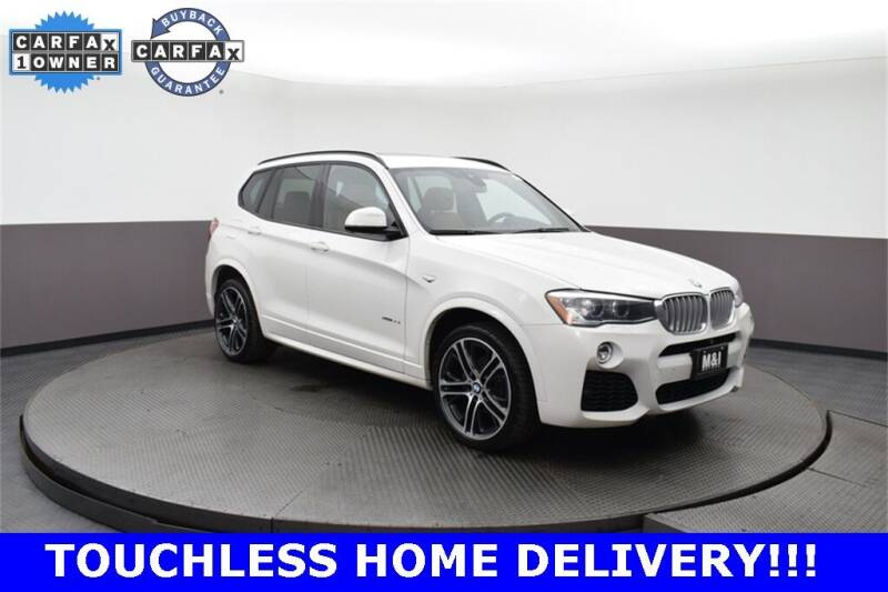 2017 BMW X3 for sale at M & I Imports in Highland Park IL