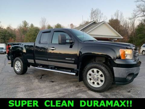 2013 GMC Sierra 2500HD for sale at Drivers Choice Auto & Truck in Fife Lake MI