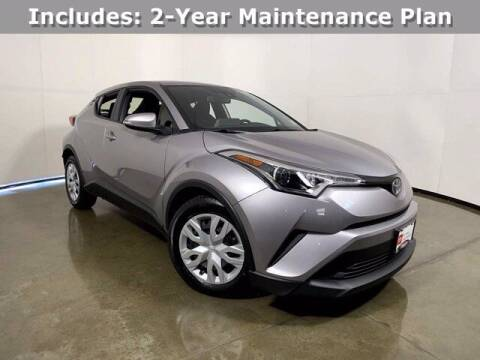 2019 Toyota C-HR for sale at Smart Budget Cars in Madison WI