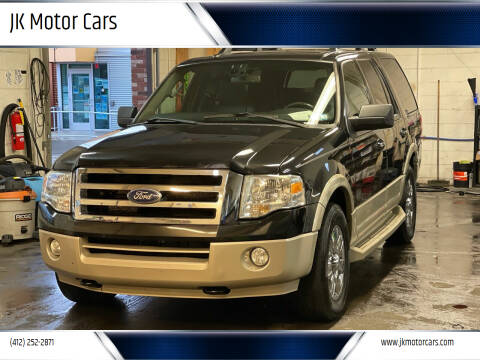 2010 Ford Expedition for sale at JK Motor Cars in Pittsburgh PA