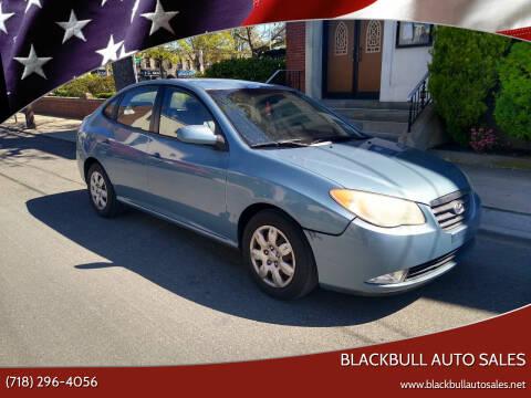 2007 Hyundai Elantra for sale at Blackbull Auto Sales in Ozone Park NY