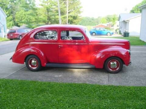 1939 Ford Tudor for sale at Classic Car Deals in Cadillac MI