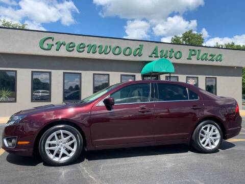 2012 Ford Fusion for sale at Greenwood Auto Plaza in Greenwood MO