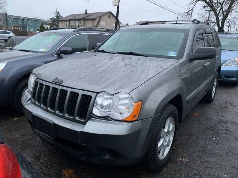 2008 Jeep Grand Cherokee for sale at Charles and Son Auto Sales in Totowa NJ