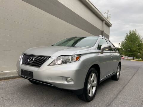 2011 Lexus RX 350 for sale at PREMIER AUTO SALES in Martinsburg WV