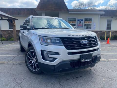 2016 Ford Explorer for sale at Hola Auto Sales Doraville in Doraville GA