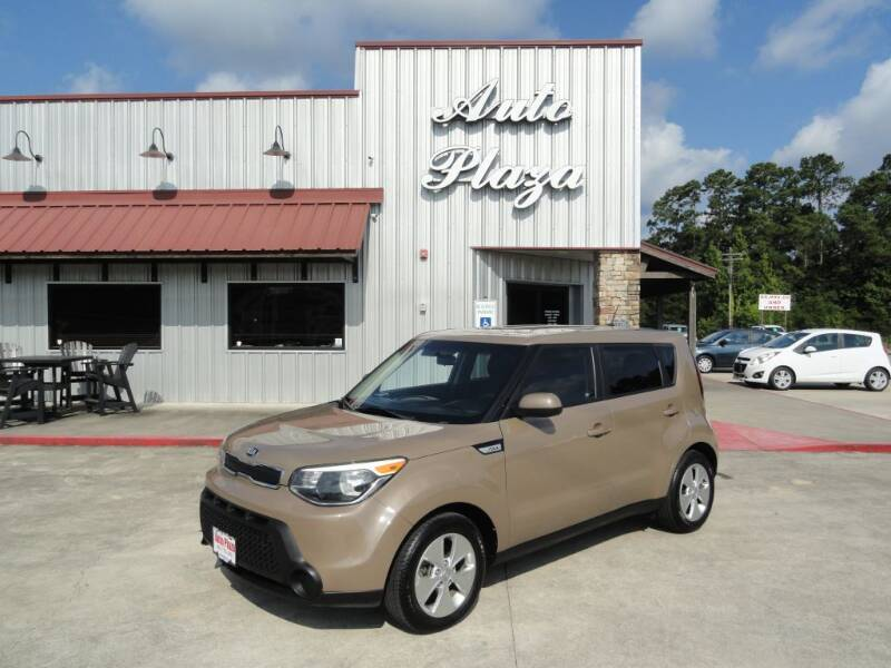 2015 Kia Soul for sale at Grantz Auto Plaza LLC in Lumberton TX