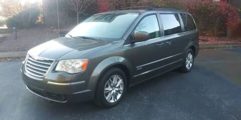 2010 Chrysler Town and Country for sale at Eddie's Auto Sales in Jeffersonville IN