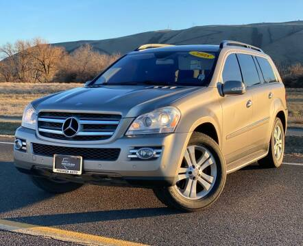 2008 Mercedes-Benz GL-Class for sale at Premier Auto Group in Union Gap WA