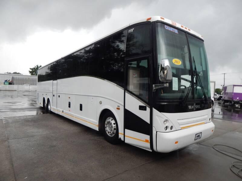 2011 Van Hool T2100 for sale at Vail Automotive in Norfolk VA