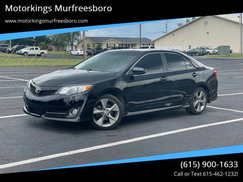 2014 Toyota Camry for sale at Motorkings Murfreesboro in Murfreesboro TN