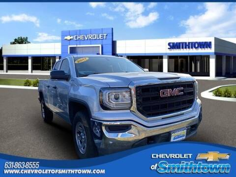 2017 GMC Sierra 1500 for sale at CHEVROLET OF SMITHTOWN in Saint James NY