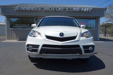 2011 Acura RDX for sale at Jennings Motor Company in West Columbia SC