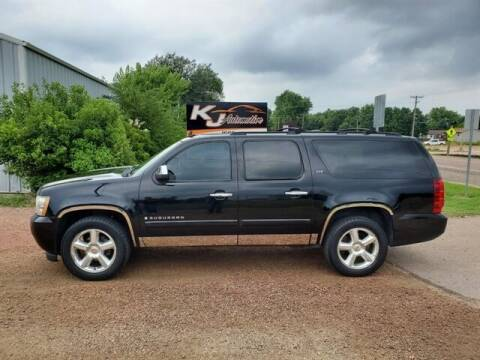 2007 Chevrolet Suburban for sale at KJ Automotive in Worthing SD