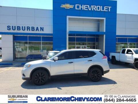 2016 Nissan Rogue for sale at Suburban Chevrolet in Claremore OK