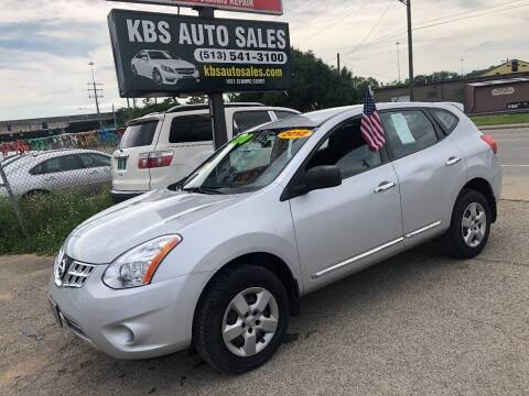 2012 Nissan Rogue for sale at KBS Auto Sales in Cincinnati OH