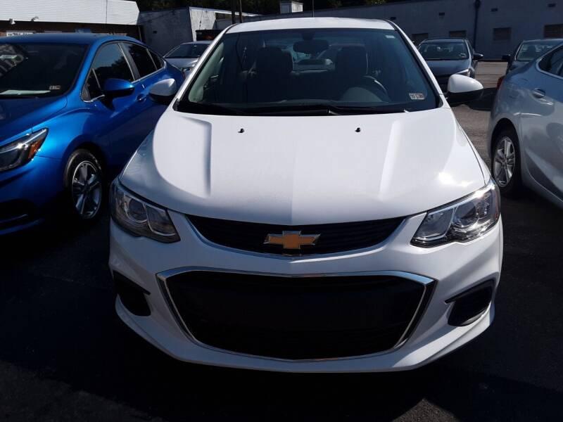 2017 Chevrolet Sonic for sale at Auto Villa in Danville VA