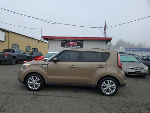 2014 Kia Soul for sale at Ron's Auto Sales in Hillsboro OR