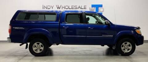 2005 Toyota Tundra for sale at Indy Wholesale Direct in Carmel IN