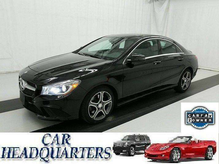 2014 Mercedes-Benz CLA for sale at CAR  HEADQUARTERS in New Windsor NY