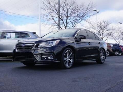 2018 Subaru Legacy for sale at BASNEY HONDA in Mishawaka IN