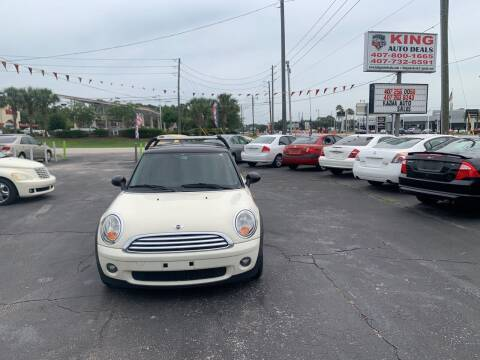 2009 MINI Cooper for sale at King Auto Deals in Longwood FL
