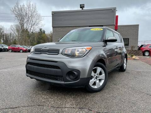 2018 Kia Soul for sale at George's Used Cars - Telegraph in Brownstown MI