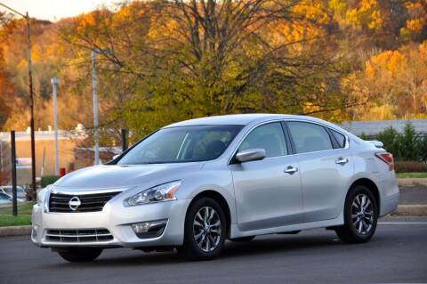 2015 Nissan Altima for sale at T CAR CARE INC in Philadelphia PA