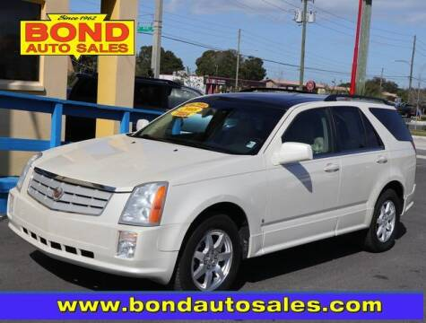 2008 Cadillac SRX for sale at Bond Auto Sales in St Petersburg FL