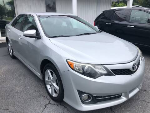 2014 Toyota Camry for sale at GOLD COAST IMPORT OUTLET in St Simons GA